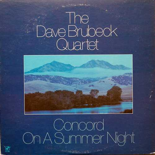 Dave Brubeck - Concord On A Summer Night (1982 24/88 FLAC)