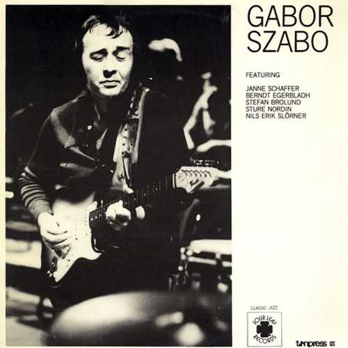 Gabor Szabo - Small World (1988 24/96 FLAC)