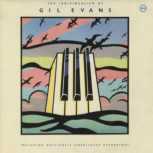 Gil Evans ‎- The Individualism Of Gil Evans (1974 24/96 FLAC)