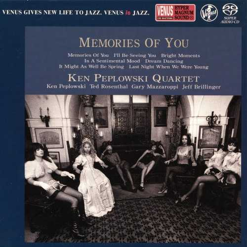Ken Peplowski Quartet - Memories Of You Vol. 1 (2014 SACD)