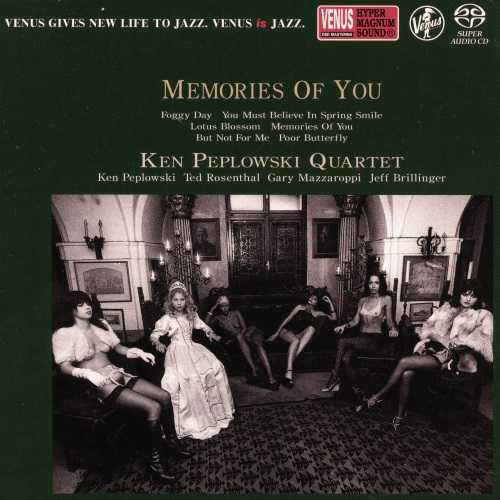 Ken Peplowski Quartet - Memories Of You Vol. 2 (2016 SACD)