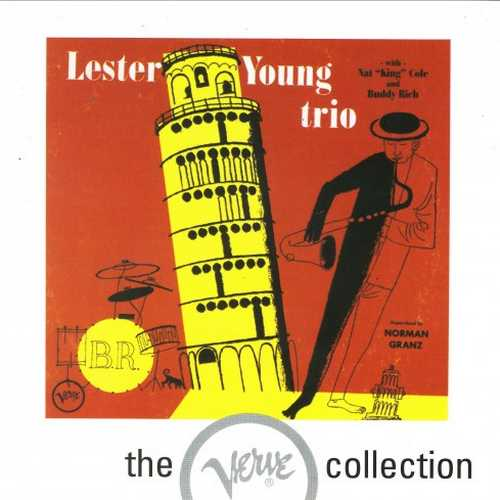 Lester Young Trio - Nat King Cole, Buddy Rich (1994 FLAC)