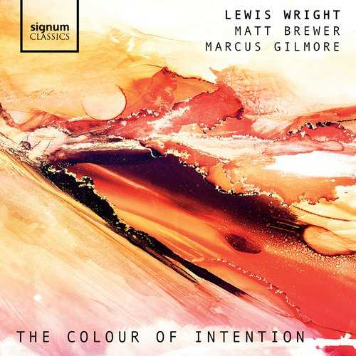 Lewis Wright, Matt Brewer, Marcus Gilmore - The Colour Of Intention (2020 24/96 FLAC)