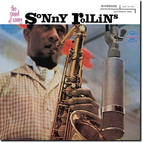 Sonny Rollins - The Sound Of Sonny (2017 24/192 FLAC)