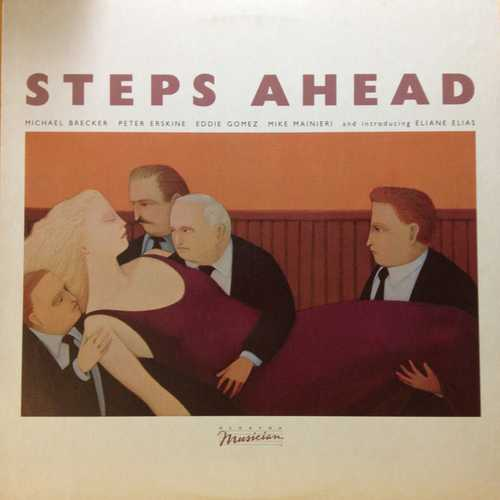 Steps Ahead - Steps Ahead (1983 FLAC)