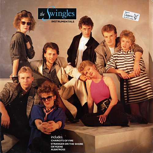 Swingles - Instrumental Album (1986 24/96 FLAC)