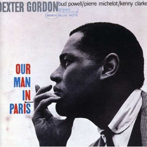 Dexter Gordon - Our Man In Paris (2013 24/192 FLAC)