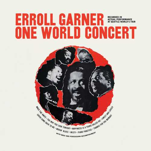 Erroll Garner - One World Concert. Remastered (2019 24/96 FLAC)