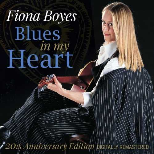 Fiona Boyes - Blues In My Heart. Remastered (2020 24/44 FLAC)