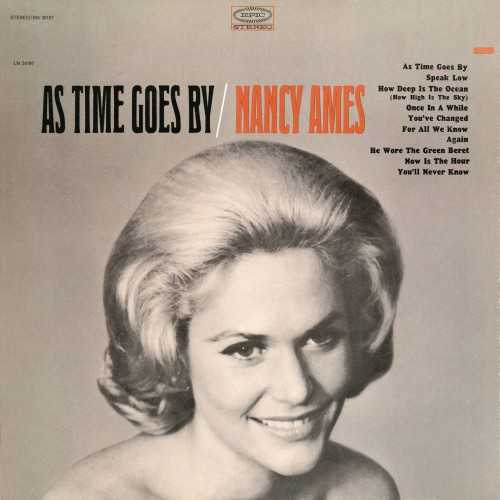 Nancy Ames - As Time Goes By (2016 24/192 FLAC)