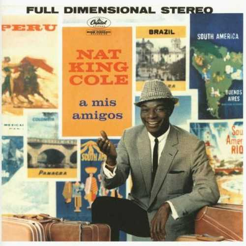 Nat King Cole - A Mis Amigos (2013 24/192 FLAC)