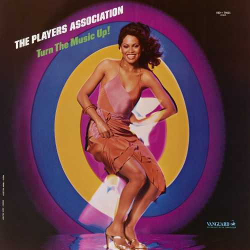 Players Association - Turn The Music Up. Remastered (2020 24/96 FLAC)
