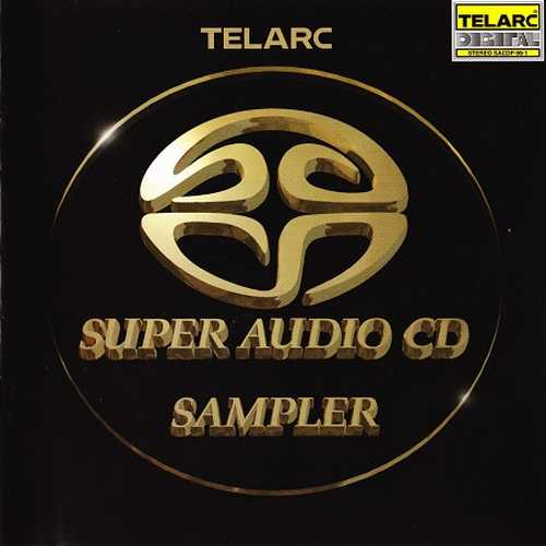 VA - Telarc Super Audio CD Sampler (1999 SACD)