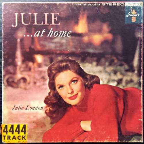 Julie London - Julie At Home (1960 DSD)