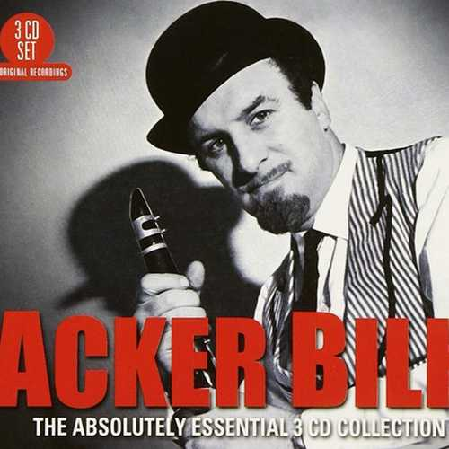 Acker Bilk - The Absolutely Essential 3 CD Collection (2014 FLAC)