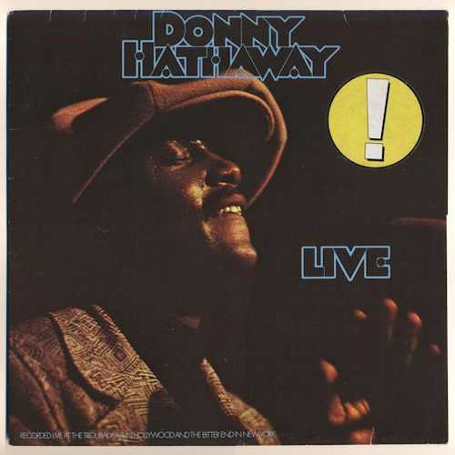 Donny Hathaway - Live (1972 24/192 FLAC)