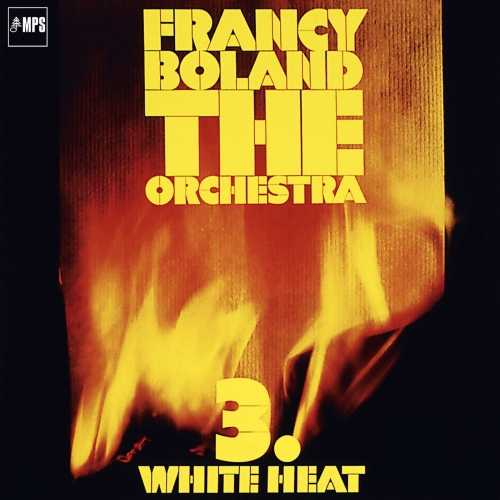 Francy Boland - 3. White Heat. Remastered (2017 24/88 FLAC)
