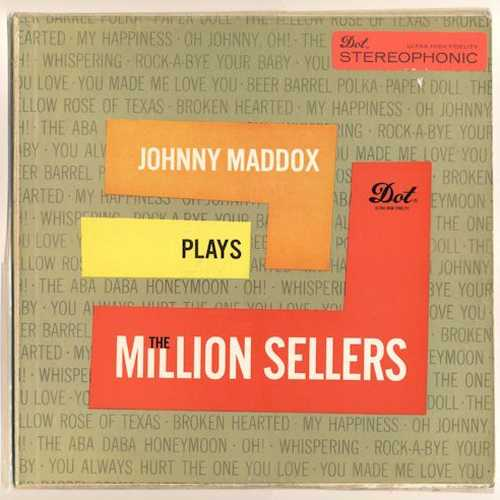 Johnny Maddox - Plays The Million Sellers (1958 24/192 FLAC)