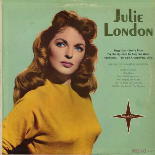 Julie London, Ted Comstock Orchestra - Tenderly Yours (1964 24/96 FLAC)