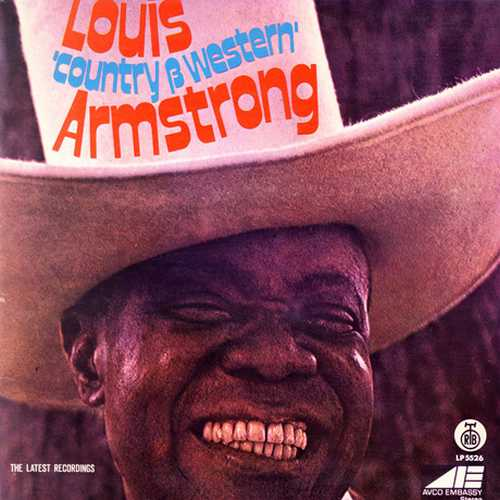 Louis Armstrong - 'Country, Western' (1975 24/96 FLAC)