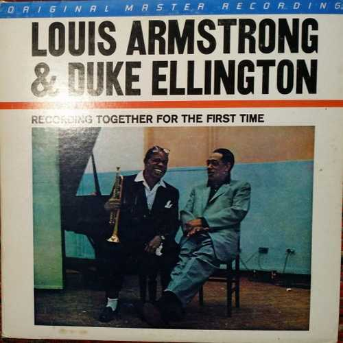 Louis Armstrong, Duke Ellington - Recording Together For The First Time (1984 24/192 FLAC)
