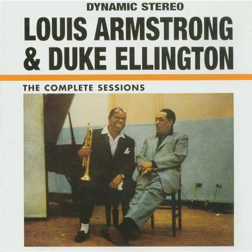 Louis Armstrong, Duke Ellington - The Complete Sessions (1999 DAD)