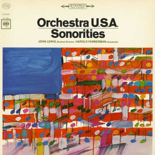 Orchestra U.S.A. - Sonorities (2015 24/96 FLAC)
