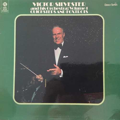 Victor Silvester, His Orchestra - Volume 1 Quicksteps, Foxtrots (1970 24/192 FLAC)