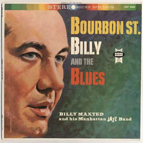 Billy Maxted's Manhattan Jazz Band - Bourbon St. Billy And The Blues (1959 24/192 FLAC)