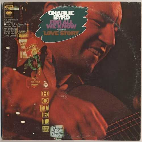 Charlie Byrd - For All We Know (1971 24/192 FLAC)