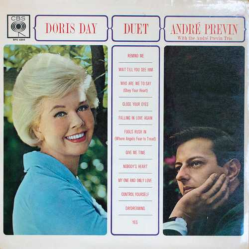 Doris Day, Andre Previn - Duet (1962 24/96 FLAC)