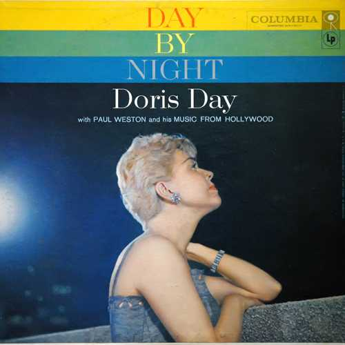 Doris Day, Paul Weston, His Music From Hollywood - Day By Night (1957 32/96 Lossless)