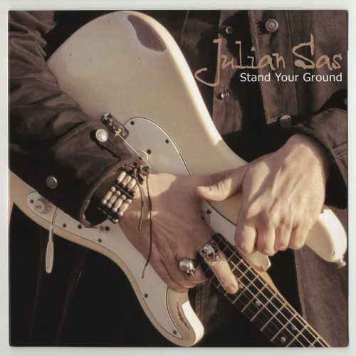 Julian Sas - Stand Your Ground (2019 DSD)