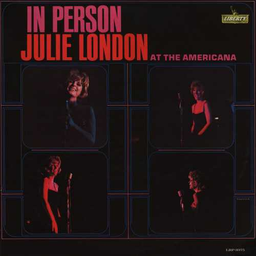 Julie London - In Person At The Americana (1964 24/96 FLAC)