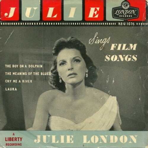 Julie London - Julie Sings Film Songs (1957 24/96 FLAC)