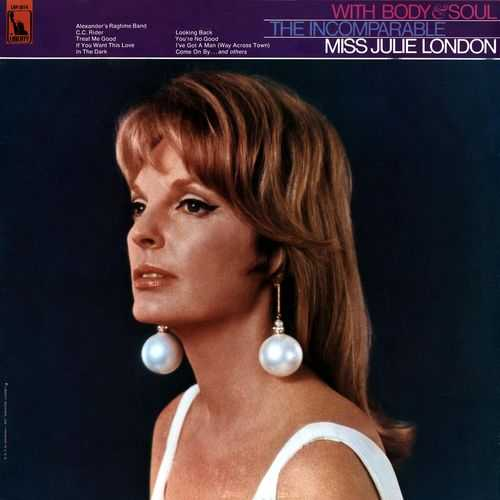Julie London - With Body & Soul (2012 FLAC)