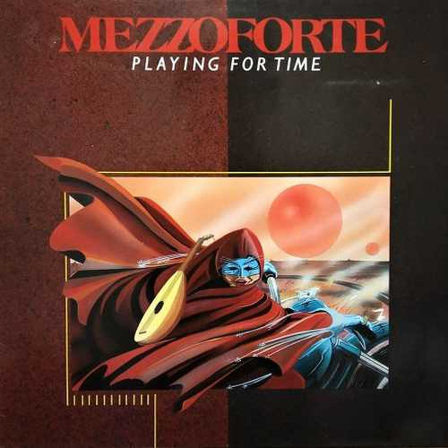 Mezzoforte - Playing For Time (1989 16/96 FLAC)