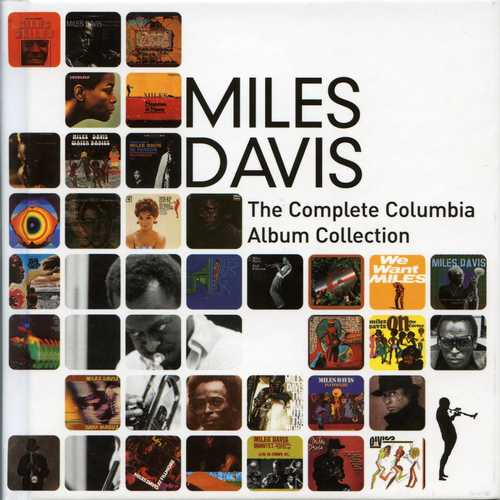 Miles Davis - The Complete Columbia Album Collection (70 CD box set FLAC)