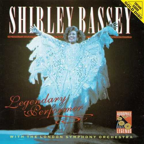 Shirley Bassey, The London Symphony Orchestra - Legendary Performer (1984 FLAC)