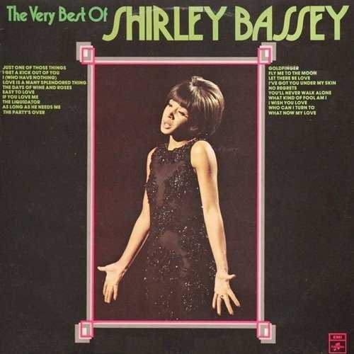 Shirley Bassey - The Very Best Of Shirley Bassey (1974 FLAC)
