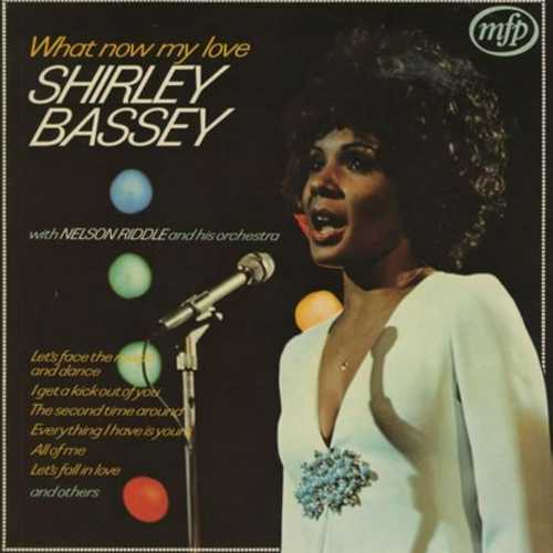 Shirley Bassey, Nelson Riddle, His Orchestra - What Now My Love (1962 24/96 FLAC)
