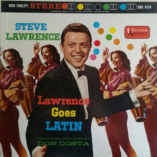 Steve Lawrence - Lawrence Goes Latin (1961 32/96 FLAC)