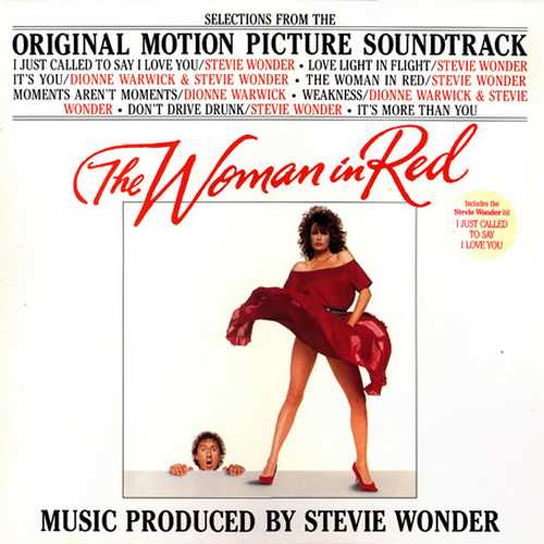 Stevie Wonder - The Woman In Red (1984 24/96 FLAC)