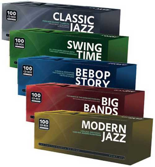 The World's Greatest Jazz Collection (500 CD box set FLAC)