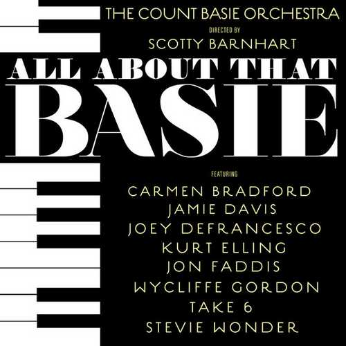 Count Basie Orchestra - All About That Basie (2018 24/96 FLAC)