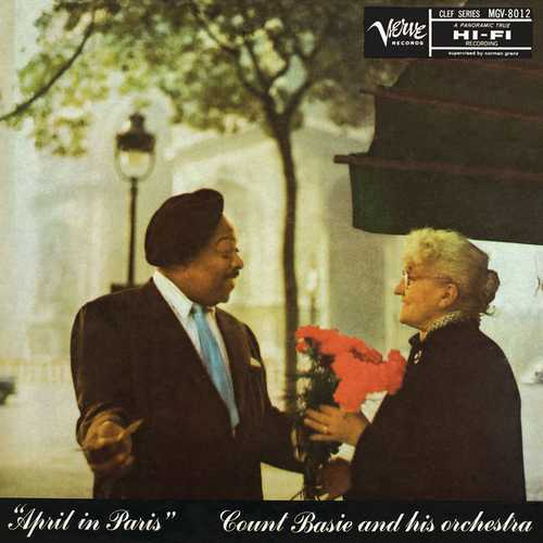 Count Basie Orchestra - April In Paris (2019 24/192 FLAC)