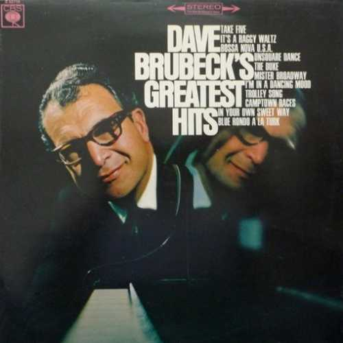 Dave Brubeck - Dave Brubeck's Greatest Hits (1967 24/96 FLAC)