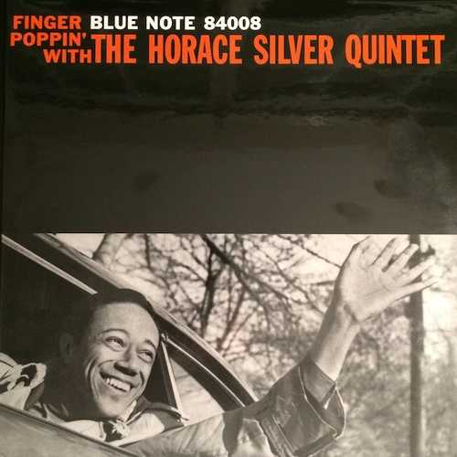 Horace Silver Quintet - Finger Poppin' With The Horace Silver Quintet. Remastered (2012 24/96 FLAC)