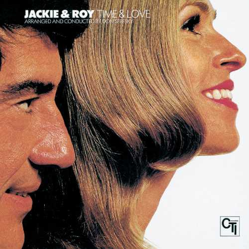 Jackie Cain, Roy Kral - Time & Love (2013 DSD)