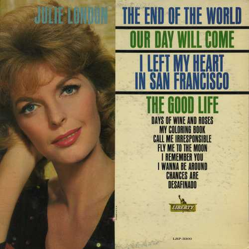 Julie London - The End Of The World (1963 24/96 FLAC)